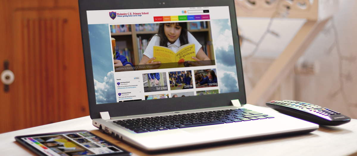 school-website-design