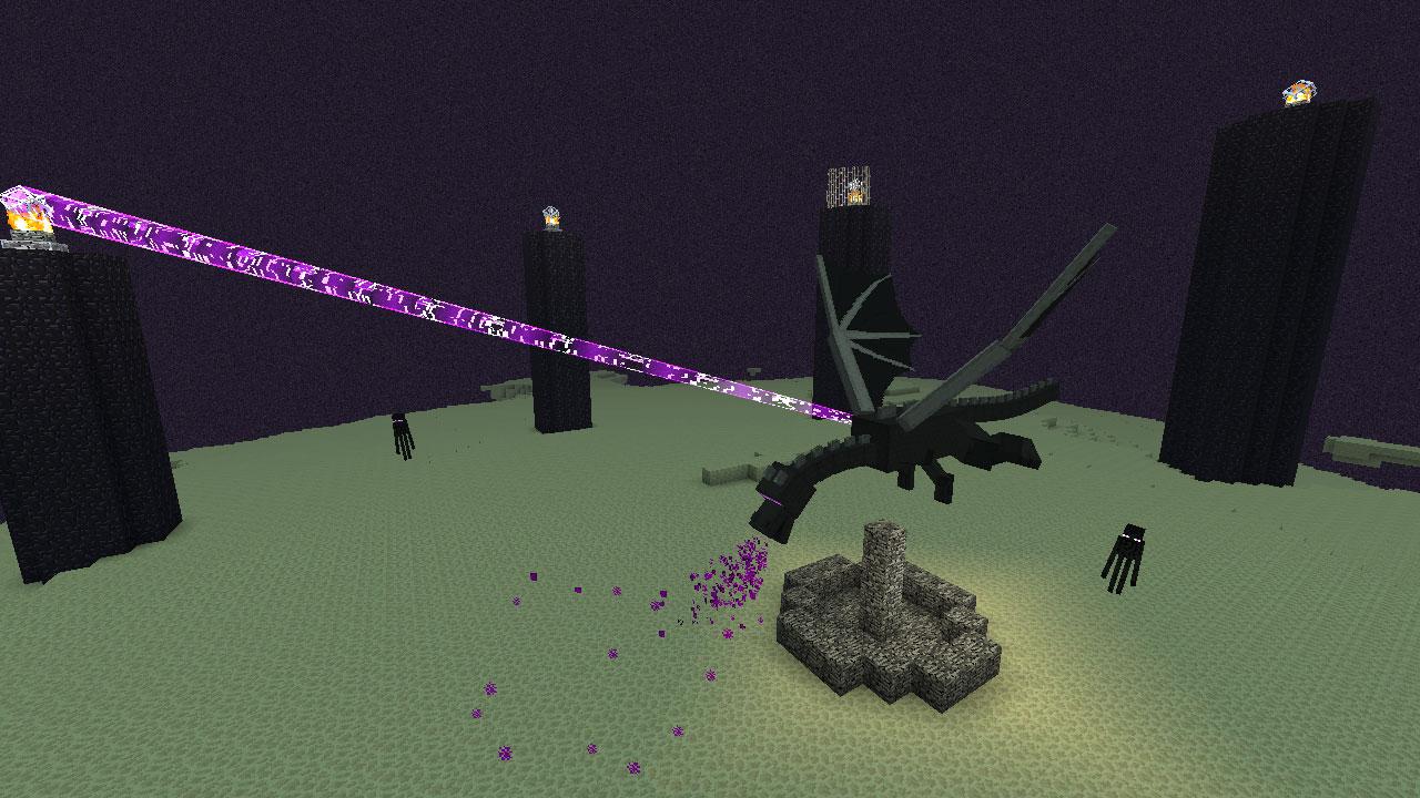 Minecraft Dragon