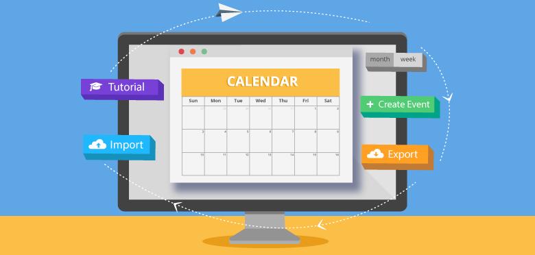 School Website Calendar Blog Image