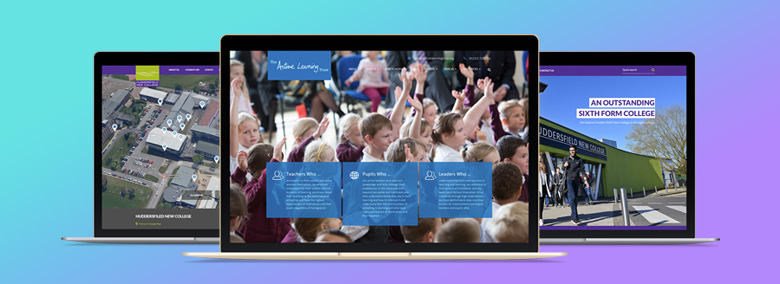 Trends in School Website Design in 2018