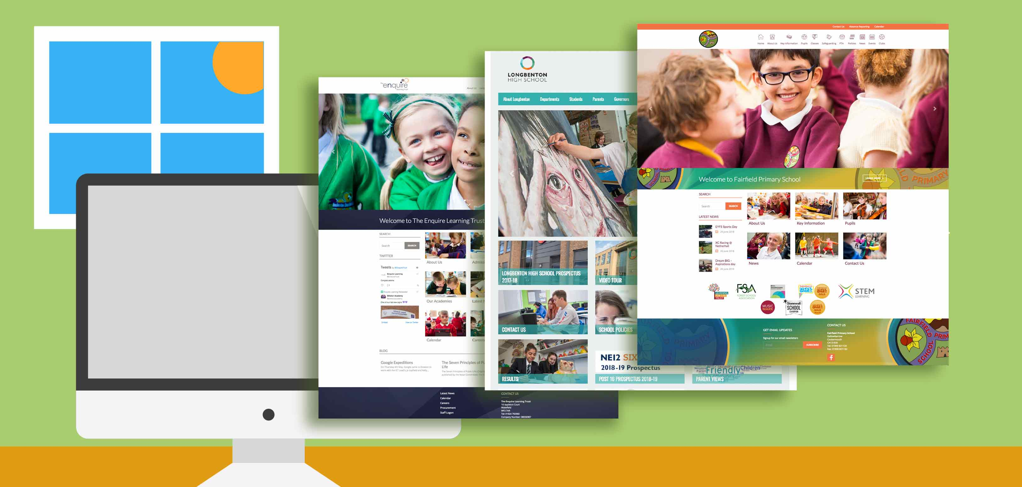 4 ideas to give your school website homepage a lift