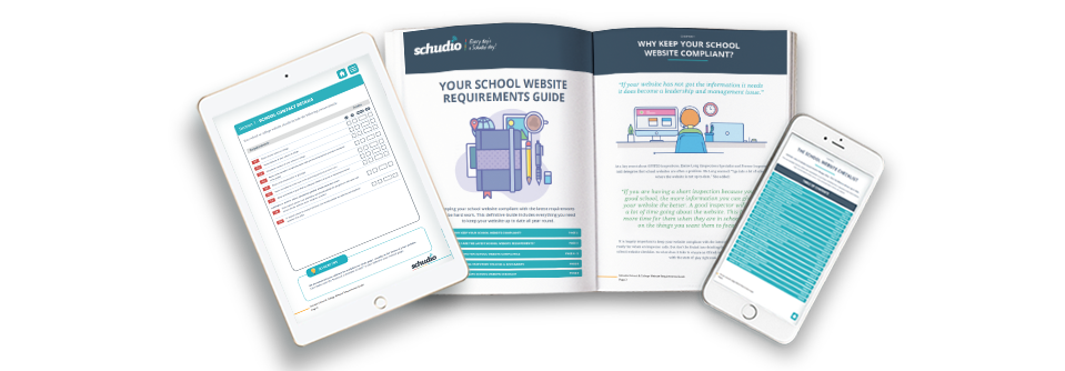The School Website Requirements Guide - Last Update April 2019