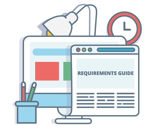 website requirements guide