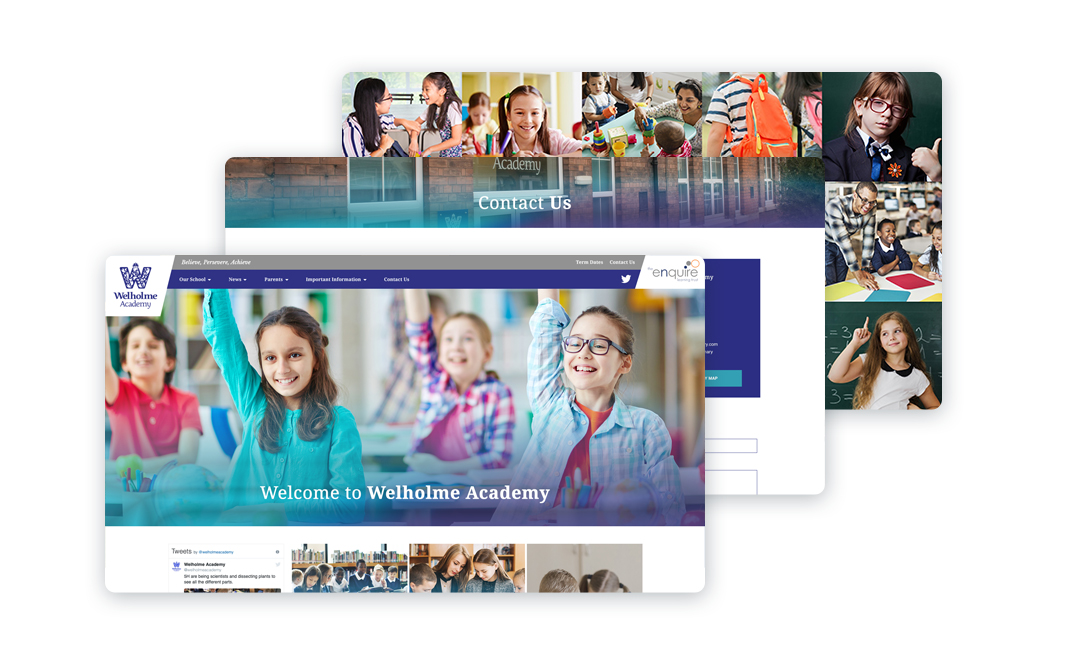 Multi Academy Trust Website Design