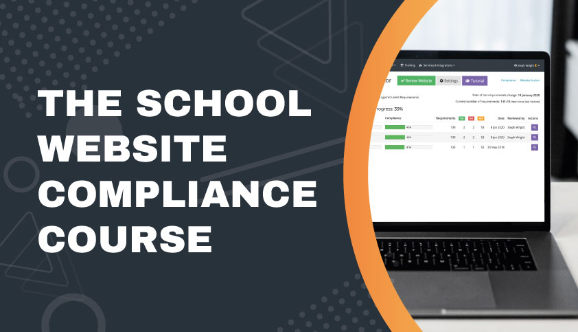 The School Website Manager Course