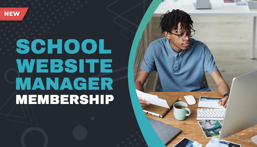 School Website Manager Membership